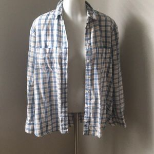 Madewell flannel Small
